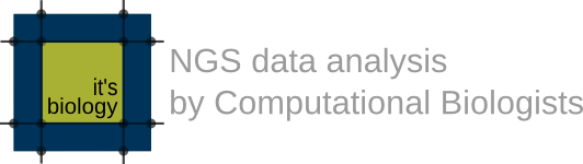 NGS data analysis by Computational Biologists